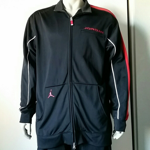 6747c8c327e1 Air Jordan Other - Air Jordan Mens Track Jacket Zip Up Size XXL